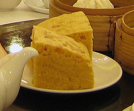 ma lai go - chinese steamed cake