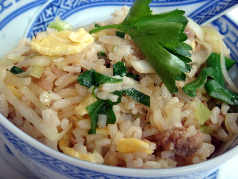 Quick & Simple fried Rice