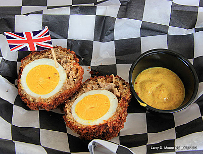 Larry D. Moore CC BY-SA 3.0. scotch eggs