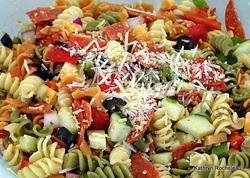 Pasta Party Salad