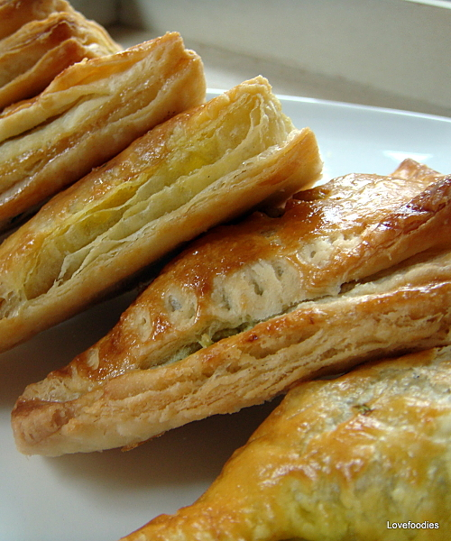 Nanny Chan's Mild Curry Puffs