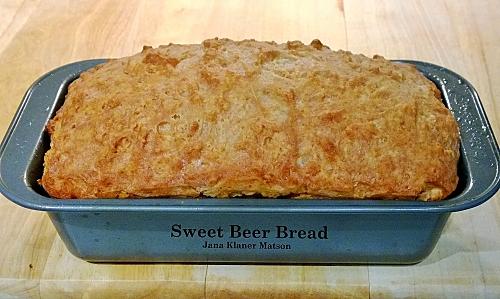 Sweet Beer Bread