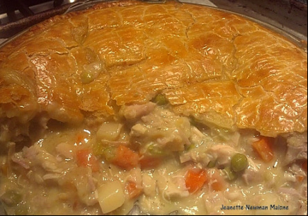 Delicious Turkey Pot Pie