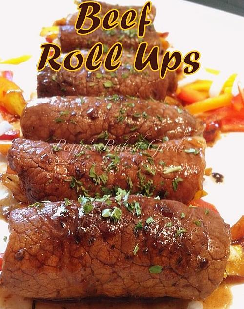 Beef roll ups