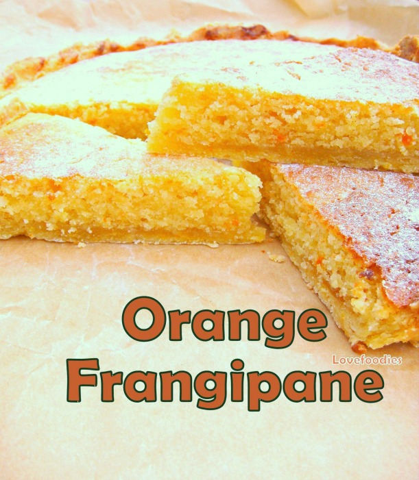 Orange Frangipane