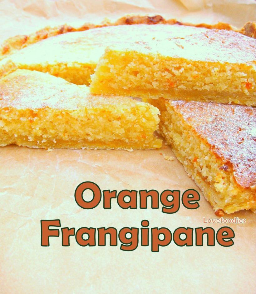 Orange Frangipane