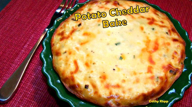 Potato Cheddar Bake
