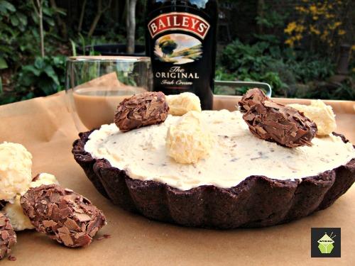 Luxury Irish Cream Pie
