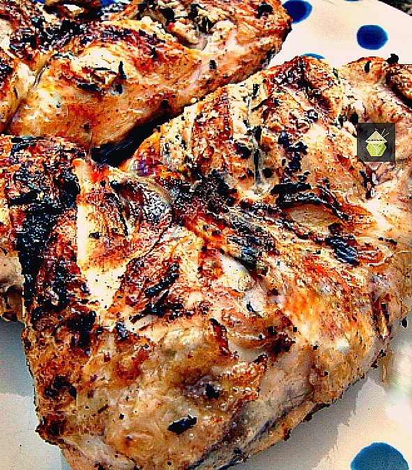 Garlic,Lemon and Tarragon Chicken
