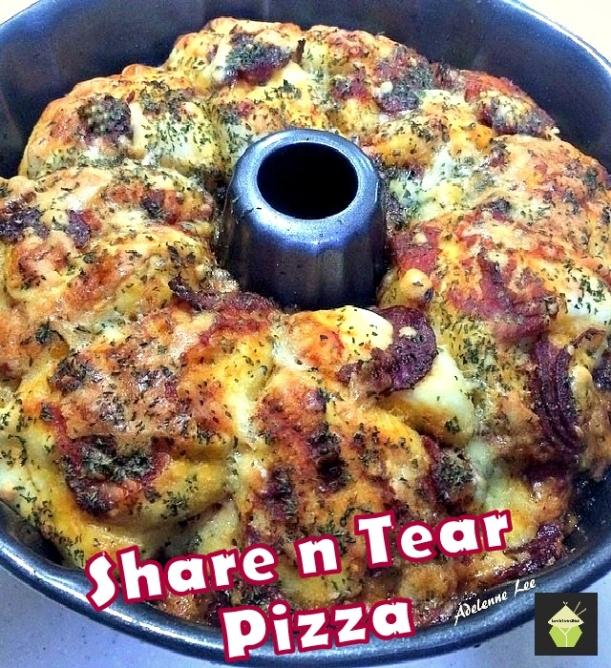 Share n Tear Pizza