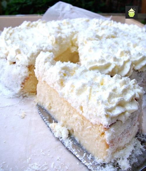 Coconut Ricotta Cheesecake
