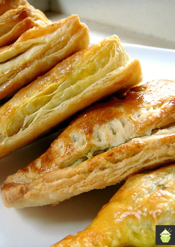 Curry Puffs