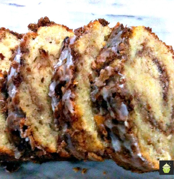Easy Cinnamon Swirl Loaf
