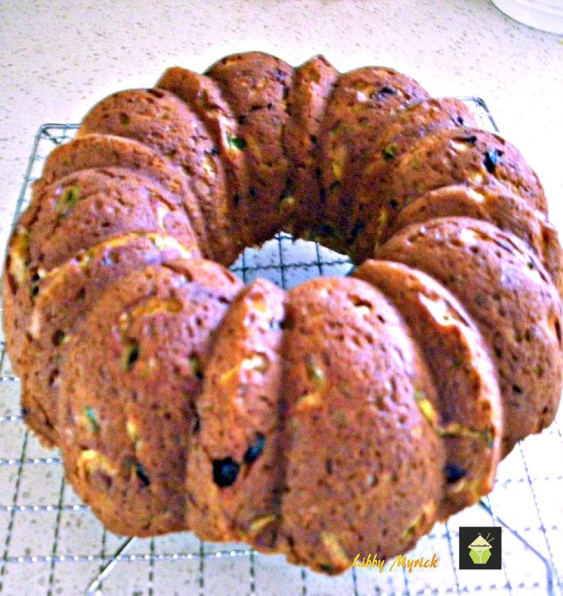 Pumpkin Zucchini Bread