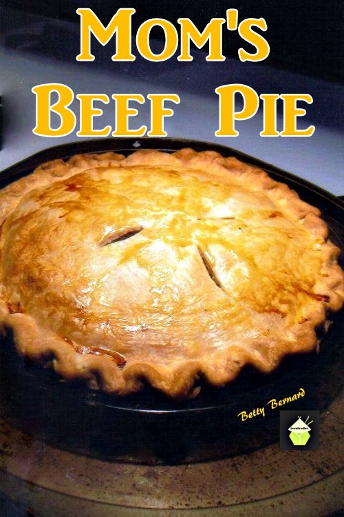 Beef Potato Pie